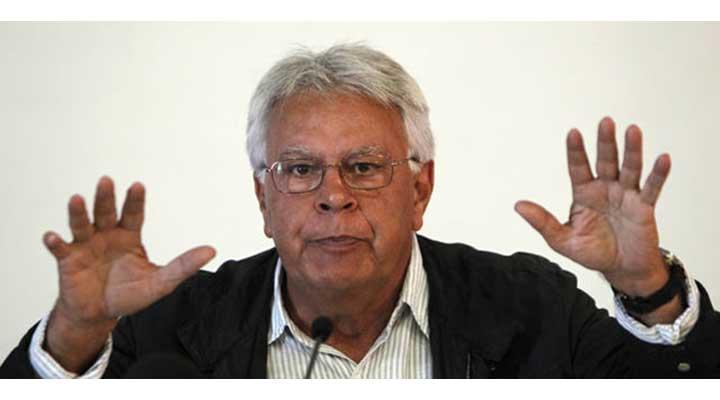 Estuvo reunido con el ex alcalde metropolitano Antonio Ledezma y el diputado a la Asamblea Nacional Julio Borges.