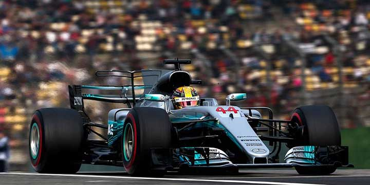 Los problemas en China pusieron la tapa al frasco para la escuderia Mercedes