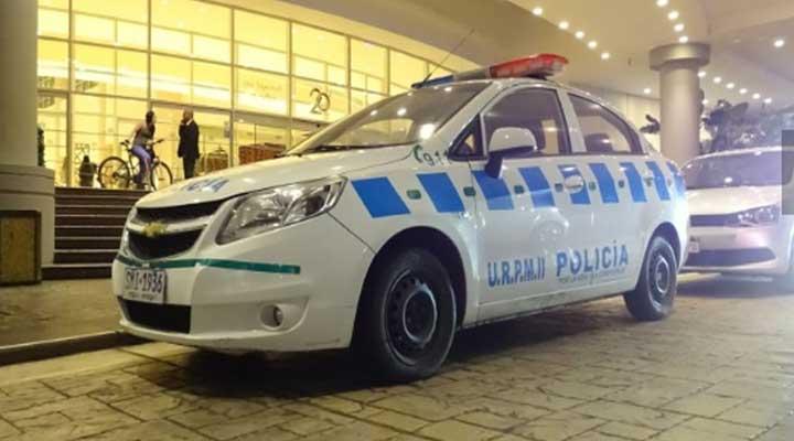 Policía Mexicana indica que ha reducido un 6% los robos en la entidad.