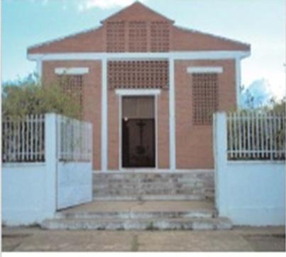 Iglesia Santisima Trinidad de Guamachal en Valle de la Pascua