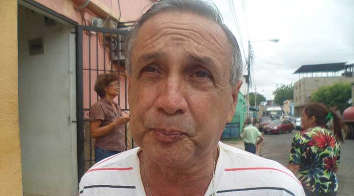 """Alfonso López """"nos encontramos desde hace 26 días sin el vital líquido"""""""