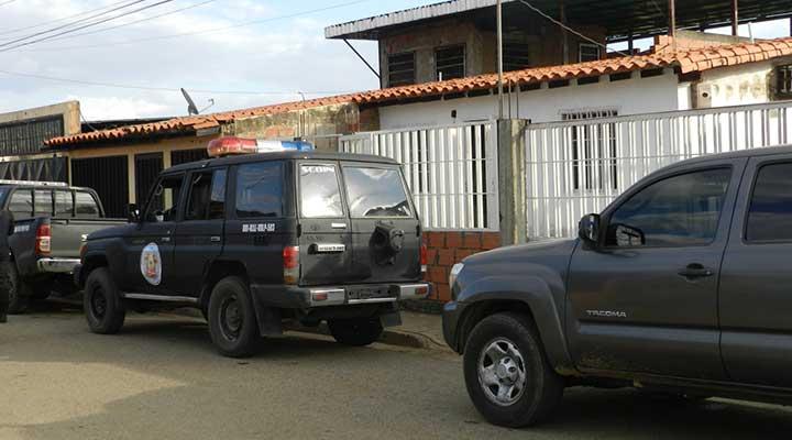 Allanaron una vivienda del sector El Palmar 1.