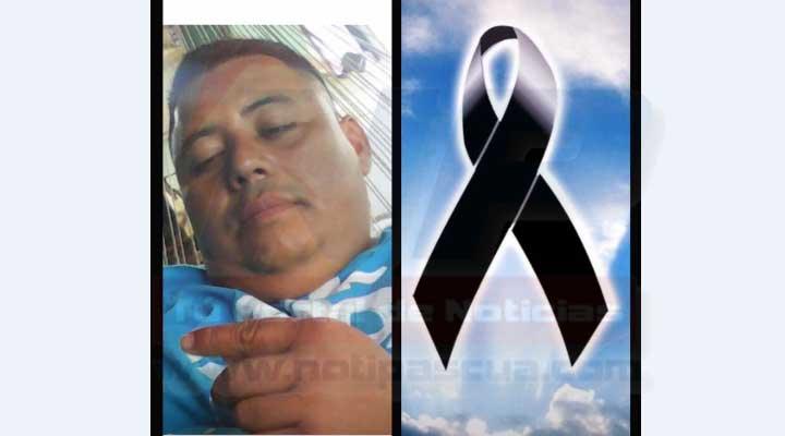 Hernández González Miguel Rafael de 40 años, murió en el accidente de transito.