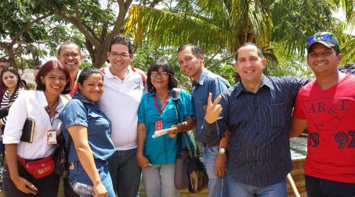 La finca fue entregada a estudiantes de Agronomía de la Universidad Bolivariana de Venezuela en Guárico.