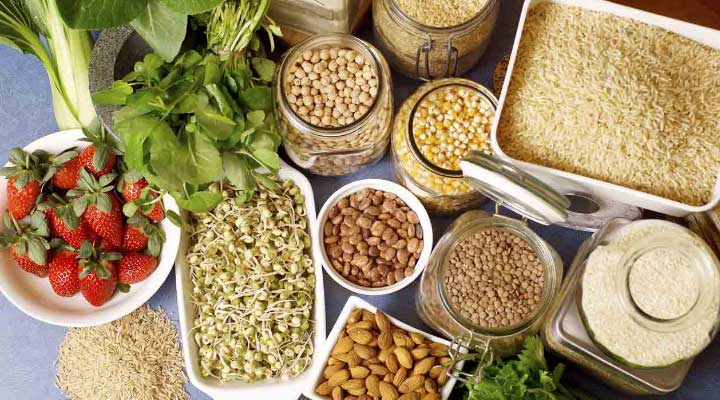 Alimentos ricos en fibra son esenciales al momento de viajar.