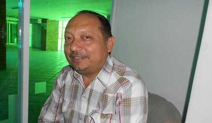 Juan De Mata Rengifo, director de Talento 102.7 FM