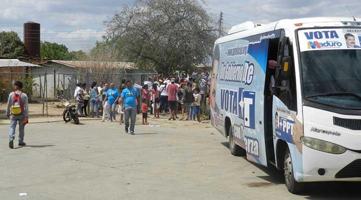 """Los habitantes se siente """"burlados"""" por el candidato al Consejo Legislativo del Estado Guárico Pablo Alvarado."""