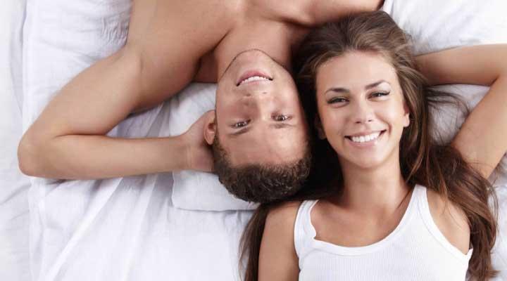 El sexo ayuda a bajar peso.