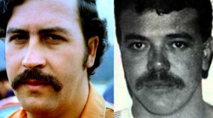 """Tras las rejas """"Popeye"""", ex sicario de Pablo Escobar."""