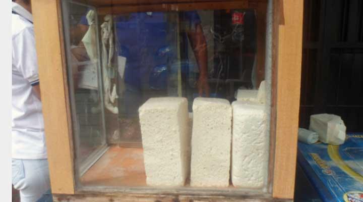 Muchas personas dejaron de consumir queso debido al alto costo.