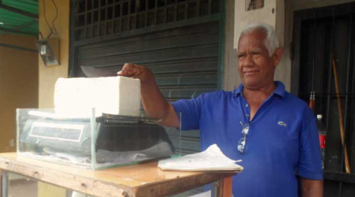 """Enrique Mansol expresó """"Yo compro el queso en 1.300.000 y lo vendo en 1.700.000"""