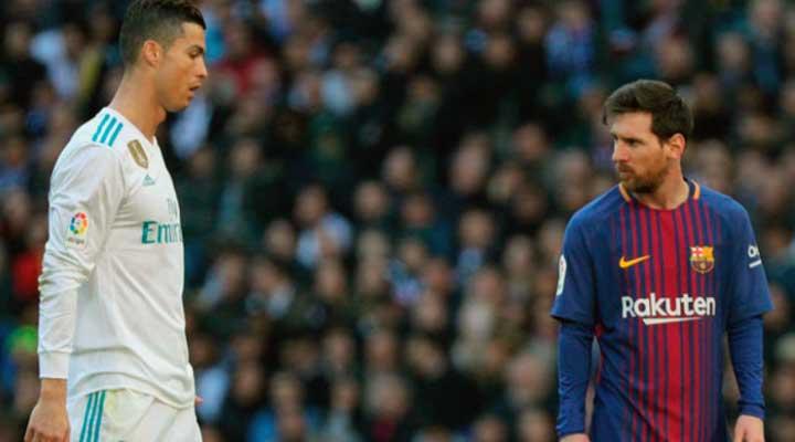 Los dos grandes de la Liga Española se lucieron en este clásico.