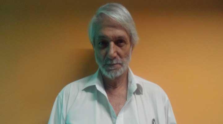Psiquiatra Ruben Pan Davila.