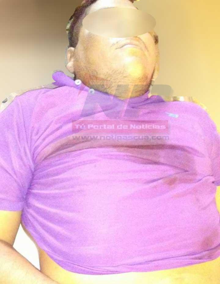 Toro murió luego de sostener un supuesto enfrentamiento con efectivos del Cicpc
