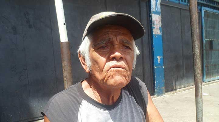 El peruano vendedor de granos