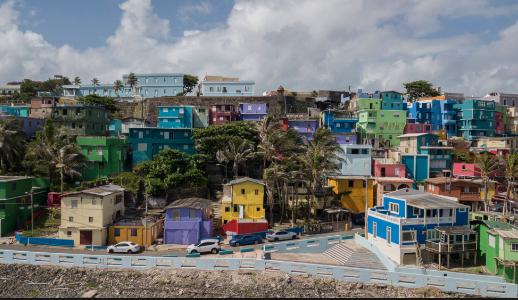 La Perla localidad Portorriqueña