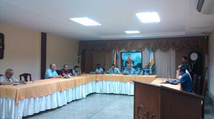 La Camara Municipal de Infante a reiterado su disposición a la solución de los problemas del municipio Infante.