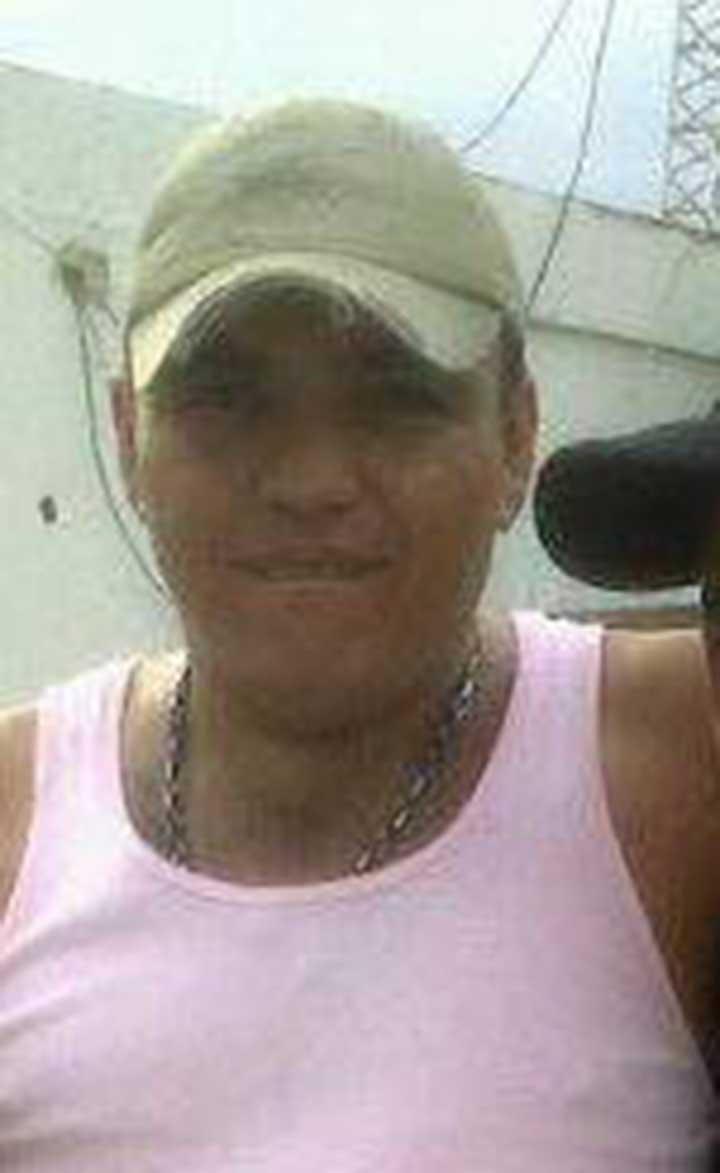 """Hendri de Jesús Diaz Ledezma de 42 años, apodado """"Palma"""""""