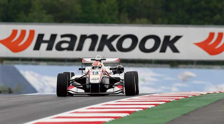 La marca surcoreana Hankook es aspirante a ocupar el puesto de Pirelli en la F1