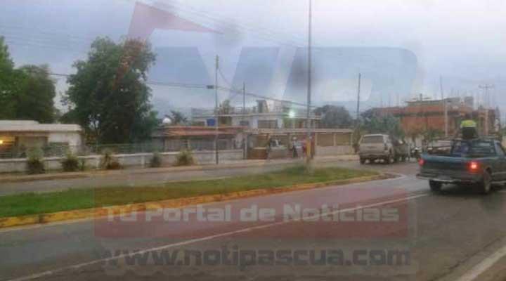 En plena avenida Romulo Gallegos fue asesinado Edgar Luyano de 38 años.