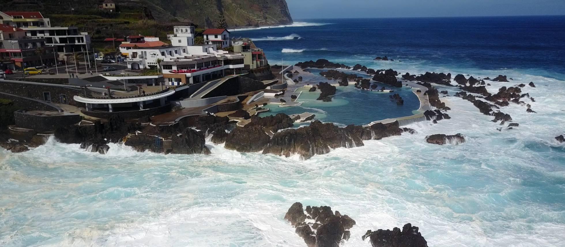 Madeira, increíble lugar que alberga El Atlántico