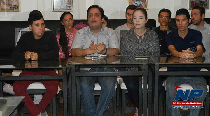 Un evento organizado por Manuel Alfonzo Alvarez y el talento Clap