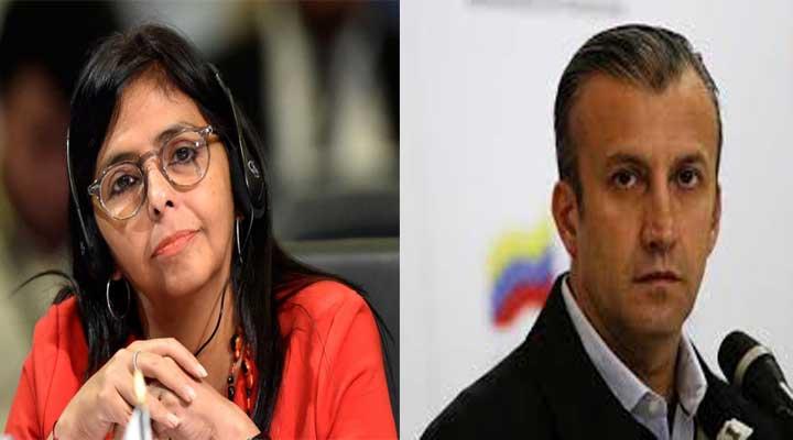 Rodriguez sustituye a El Aissami en la vicepresidencia de Venezuela