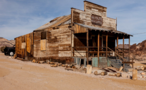 En unn lugar en Nevada