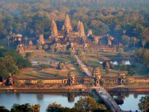 Angkor una joya en Camboya
