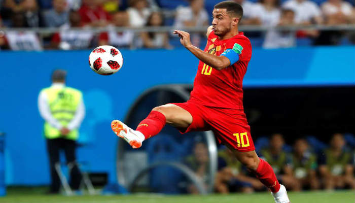 Eden Hazard es el elegido para reemplazarlo si se concreta el traspaso