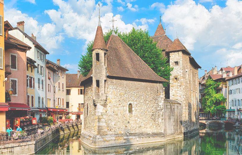 El Castillo en Annecy, lugar de encanto