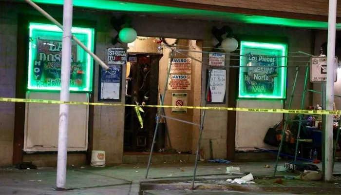 El mayor de los ataques se produjo en el bar Rancho Viejo