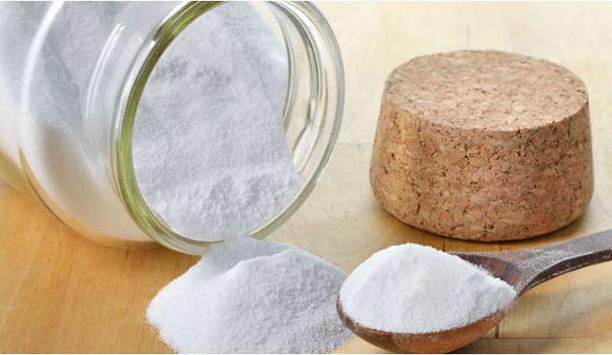 Las propiedades que tiene el bicarbonato