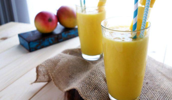 Muchos piensan que los smoothie solo se encuentran en las dietas