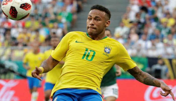 Neymar debe destacarse en la Copa del Mundo