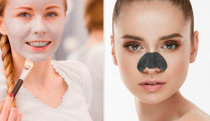 Numerosos contaminantes que hacen que la piel se afecte