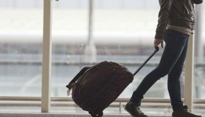 Puedes armar tu neceser meterlo en tu maleta y salir hacia tu destino