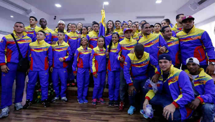 Venezuela acumula 105 medallas