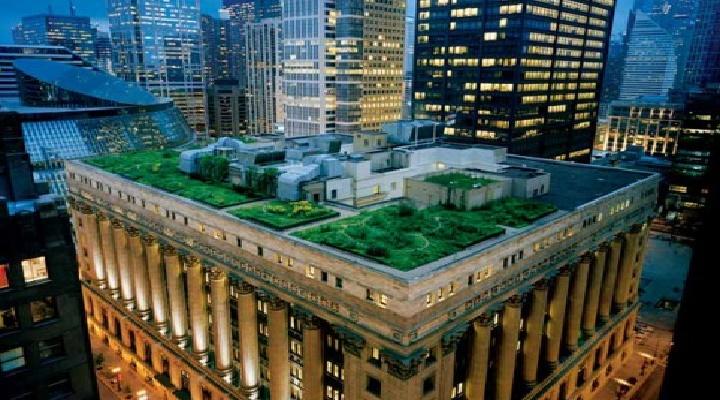 Aislando termicamente los techos en edificios ultimas - Aislamiento termico techos ...