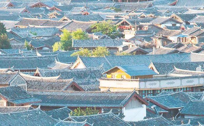 Belleza autoctona en Yuanyuang