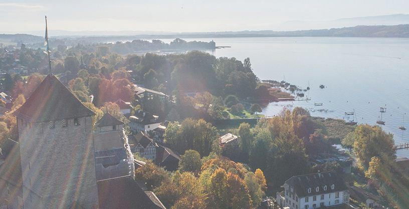 Lago Morat, Friburgo en 8 pasos de excelencia