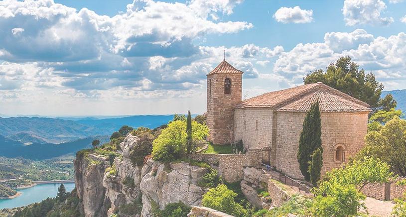 primer monasterio del siglo XII