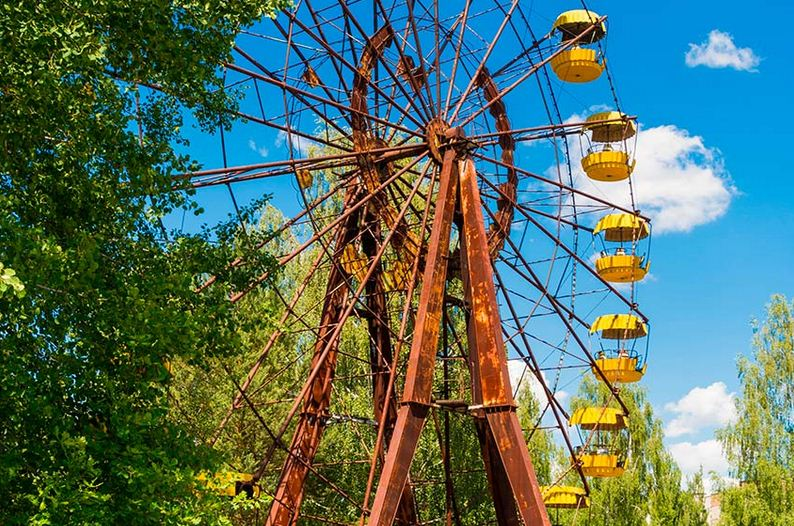 La victima de Chernobyl, Pripyat