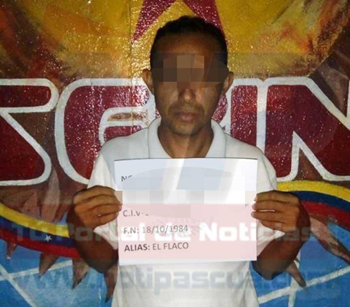 capturados por el sebin por falsificar documentos y hacer ofertas engañosas en Altagracia de Orituco.