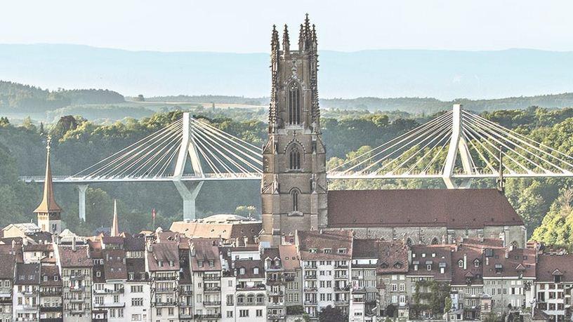 tejido de puente, friburgo 8 pasos de excelencia.