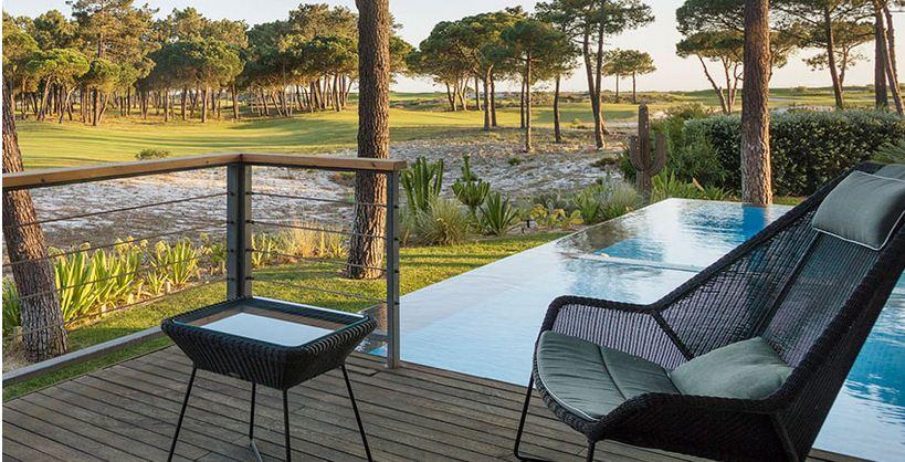 Instalaciones de gran lujo en Troia Resort