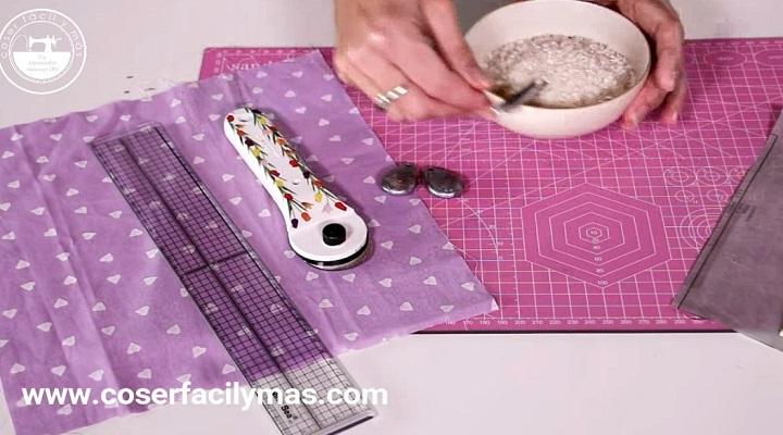 Materiales para Pesas para patrones