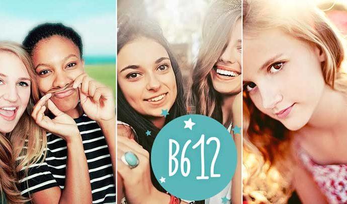 Editor fotos App filtros collage para Android B612