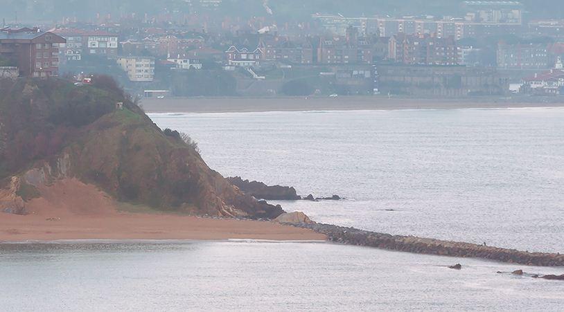 Bilbao ofrece playas serenas