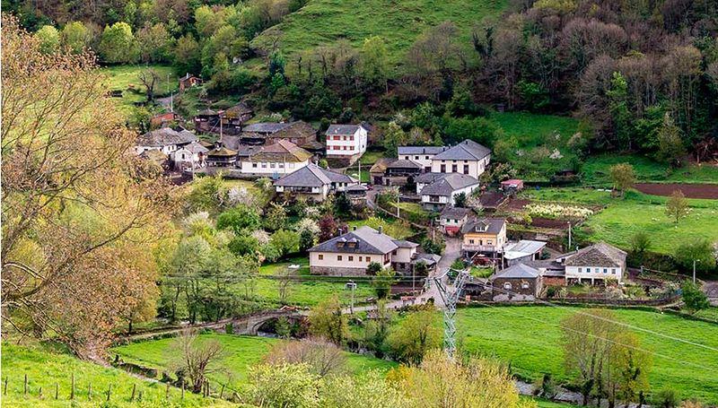 Cangas del Narcea(Asturias), joya natural